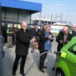 Mercedes B-Klasse F-Cell Brennstoffzellenantrieb Wasserstoff